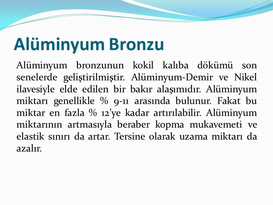 Alüminyum Bronzu