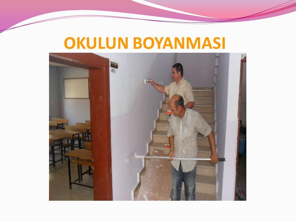 OKULUN BOYANMASI