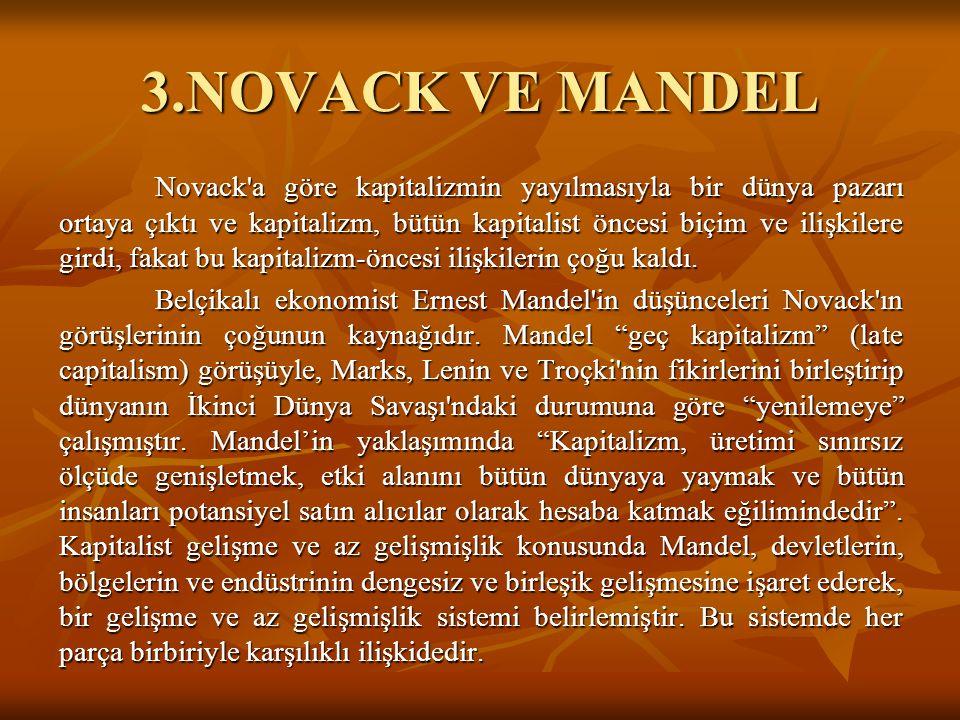 3.NOVACK VE MANDEL