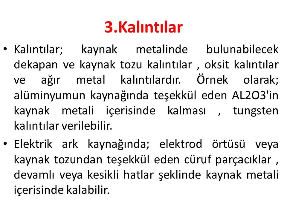 3.Kalıntılar