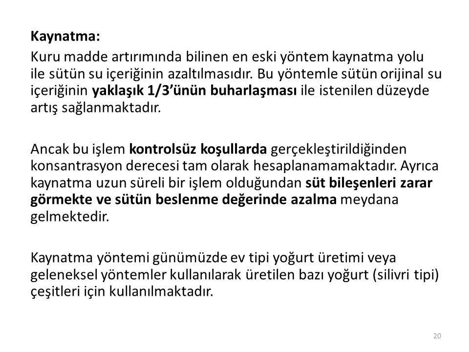 Kaynatma: