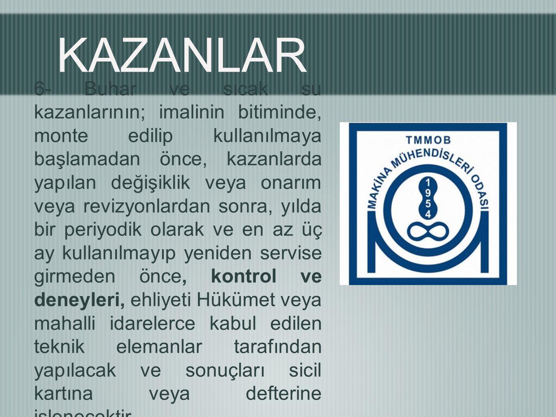 KAZANLAR