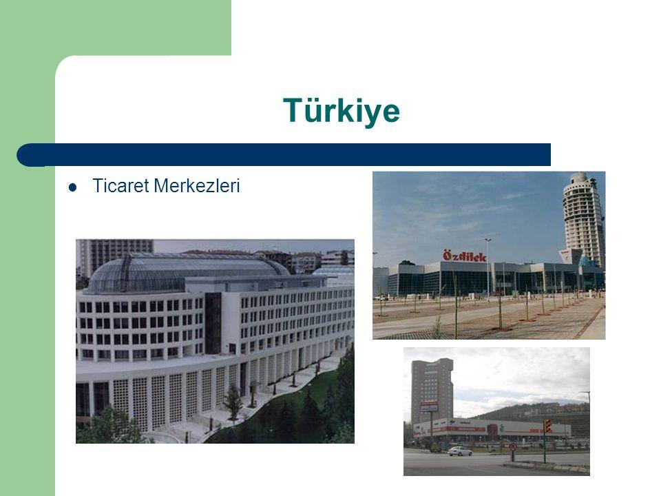 Türkiye Ticaret Merkezleri