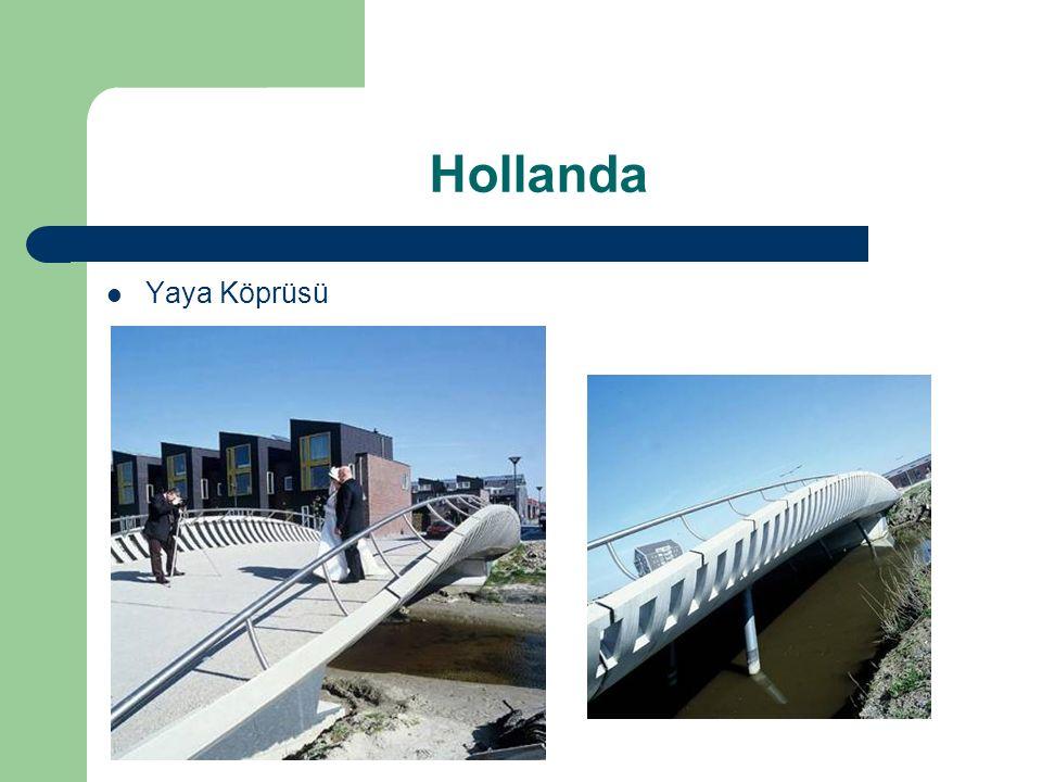 Hollanda Yaya Köprüsü