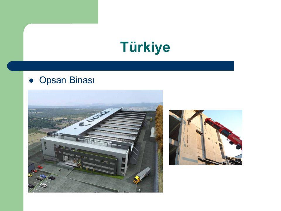 Türkiye Opsan Binası