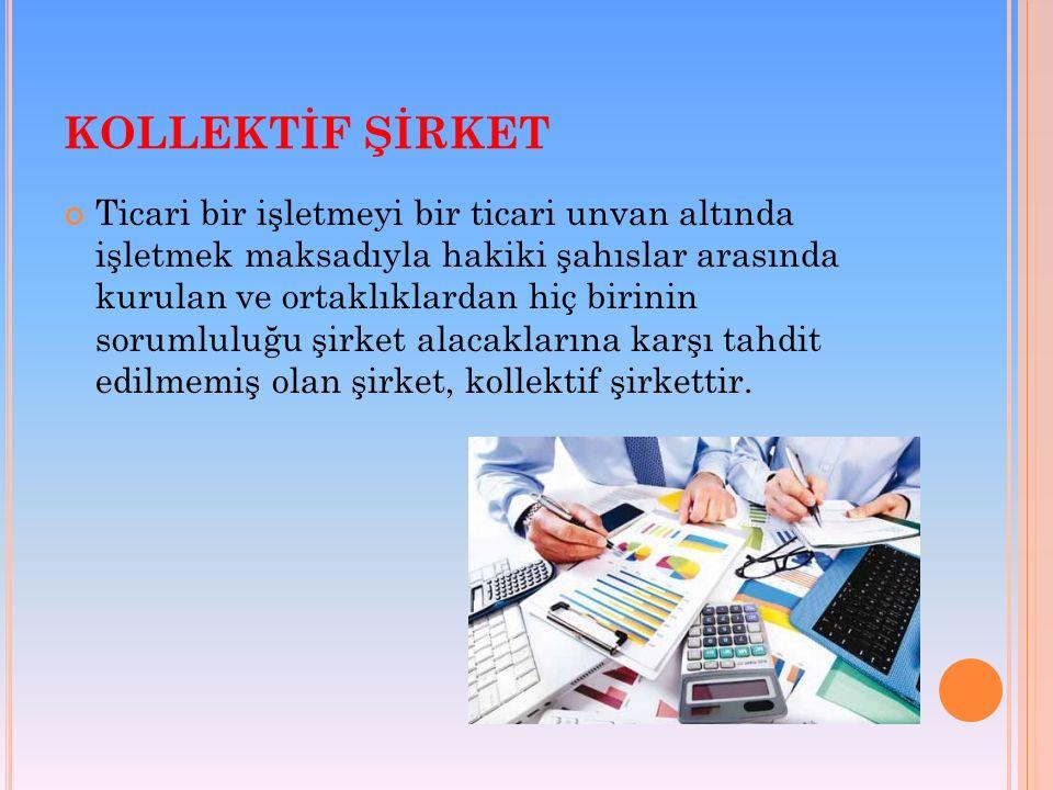 KOLLEKTİF ŞİRKET