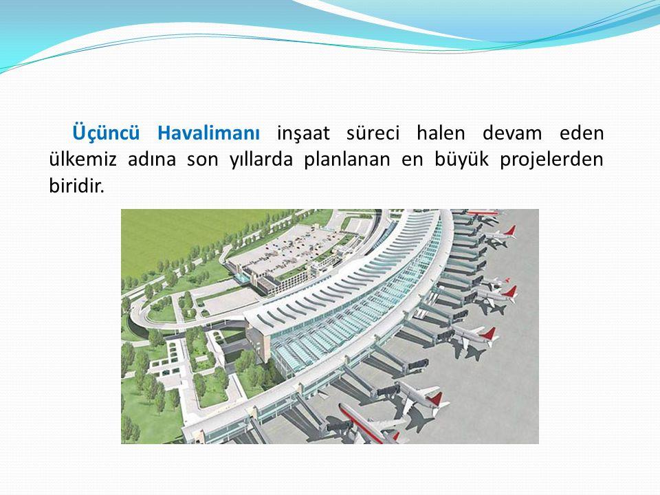 Üçüncü Havalimanı inşaat süreci halen devam eden ülkemiz adına son yıllarda planlanan en büyük projelerden biridir.