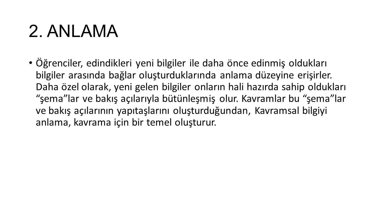 2. ANLAMA