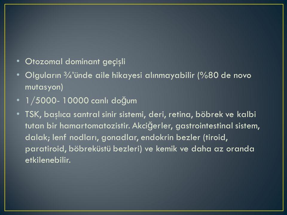 Otozomal dominant geçişli