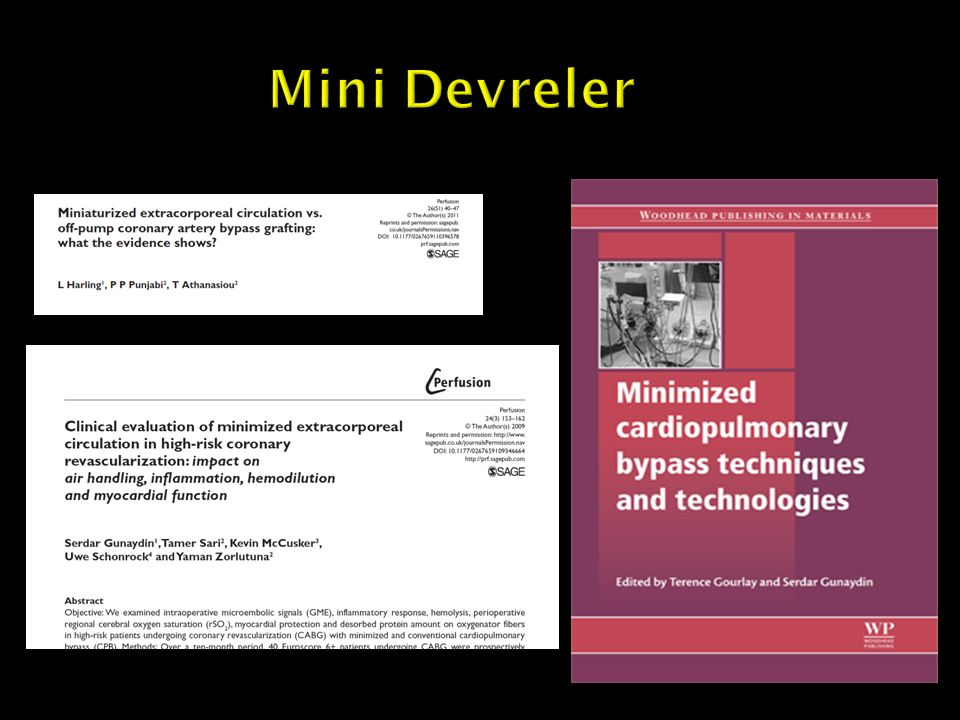 Mini Devreler