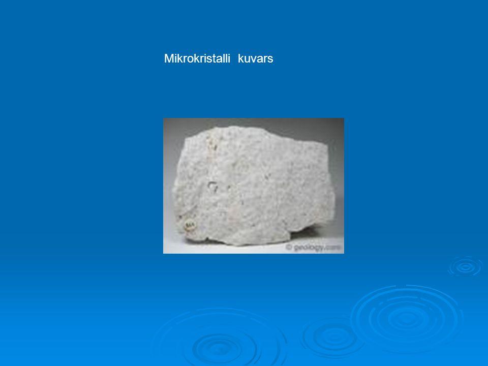 Mikrokristalli kuvars