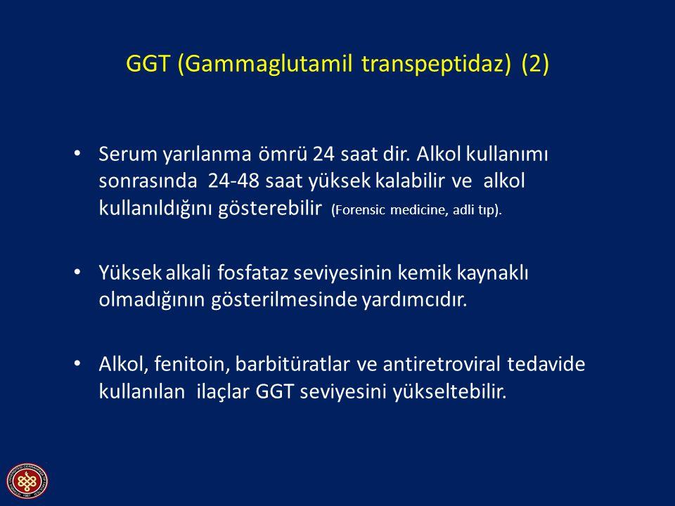 GGT (Gammaglutamil transpeptidaz) (2)