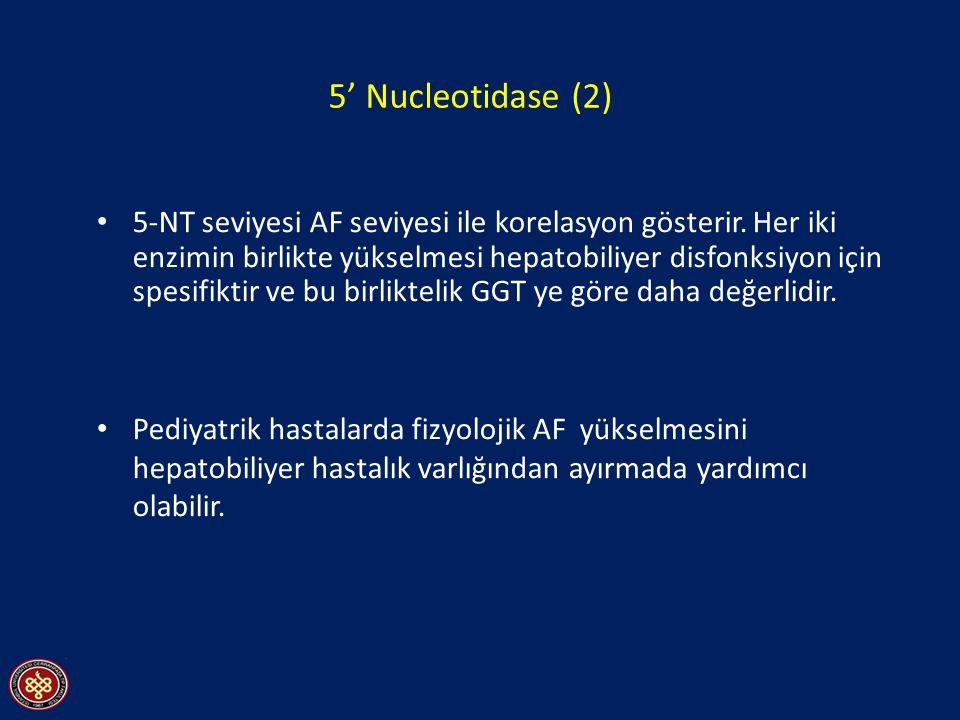 5' Nucleotidase (2)