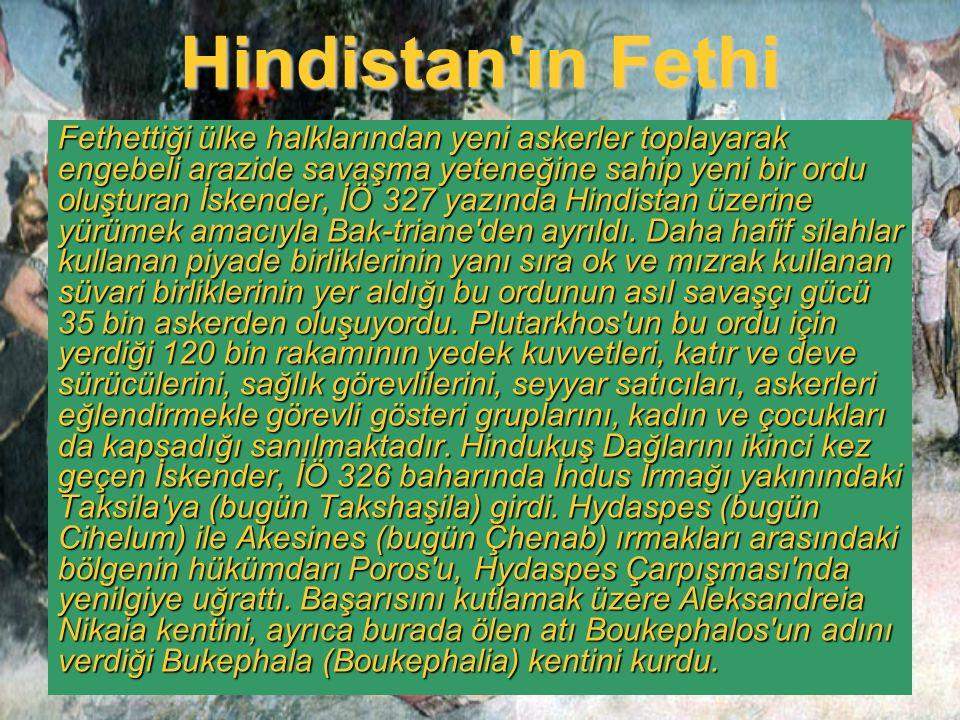 Hindistan ın Fethi