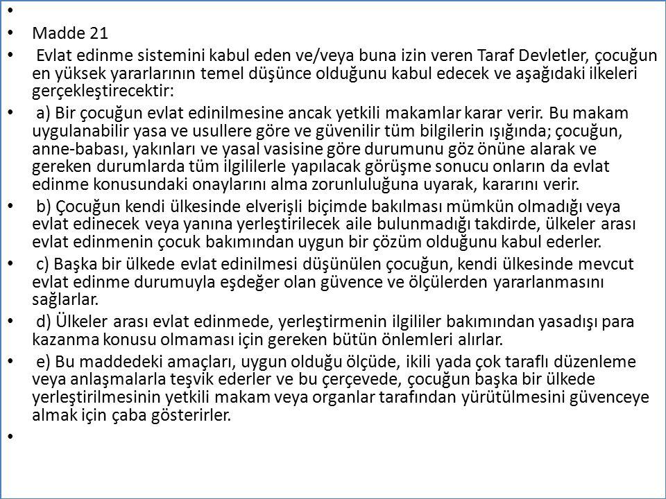 Madde 21.