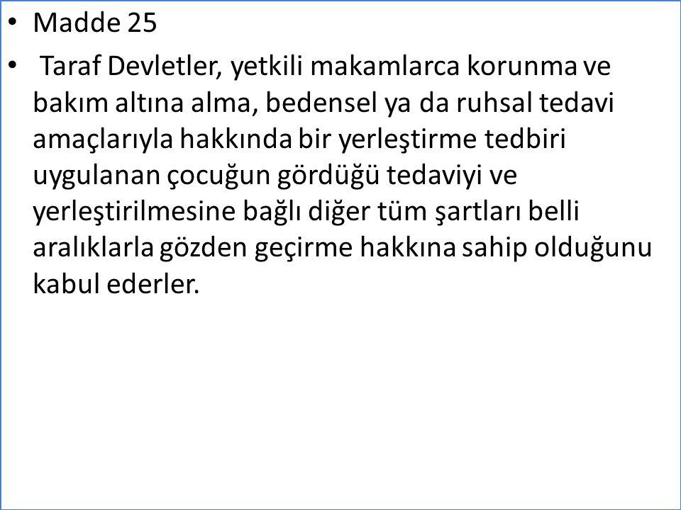 Madde 25