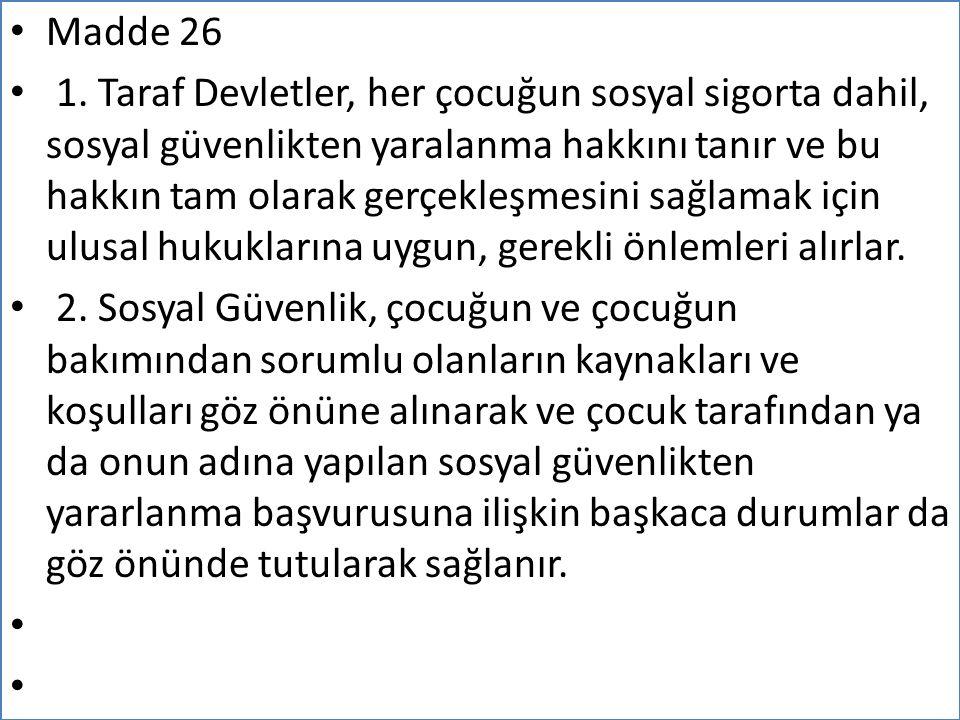 Madde 26