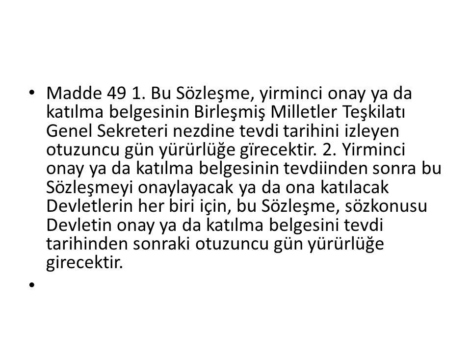 Madde 49 1.