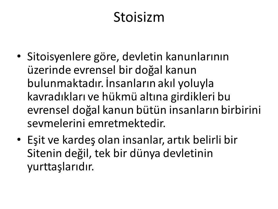 Stoisizm