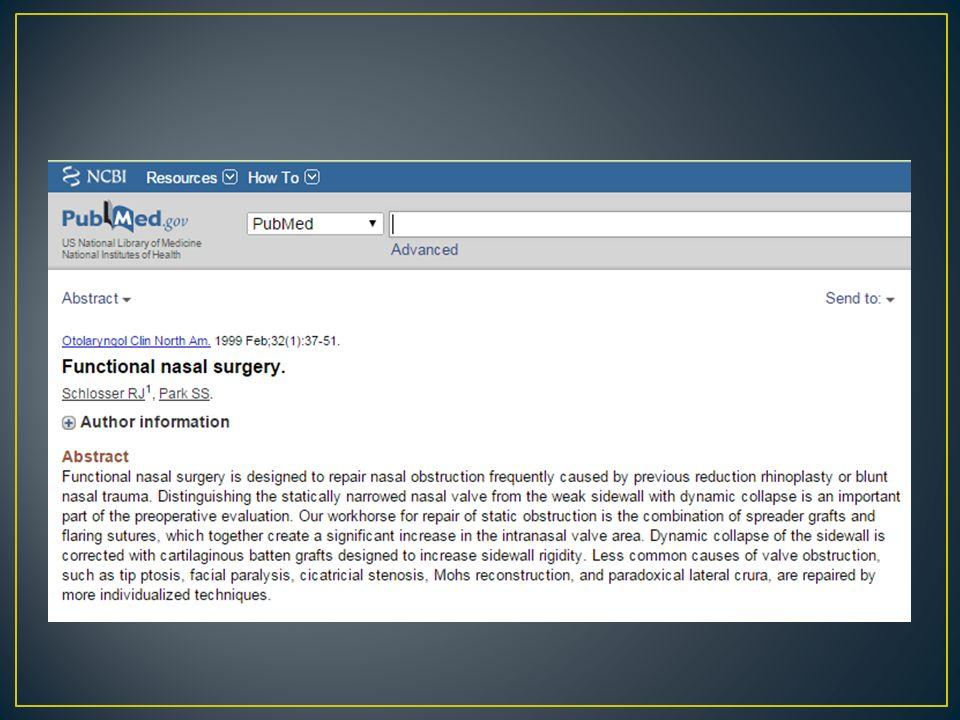 Obstrüksiyona etki eden nazal valv patolojisi var mı