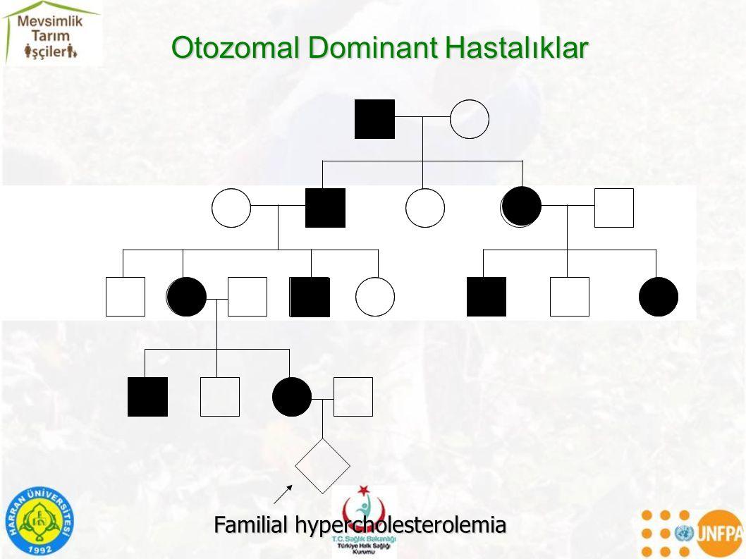 Otozomal Dominant Hastalıklar