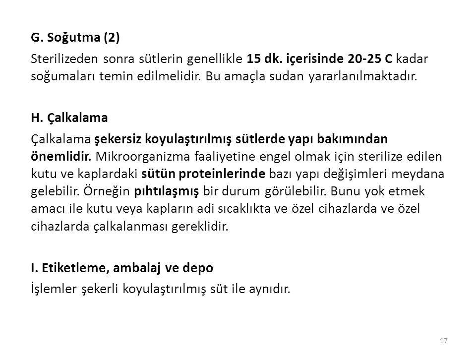 G. Soğutma (2)
