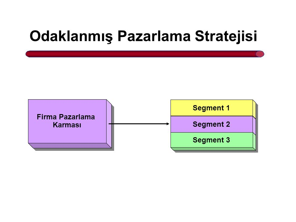 Odaklanmış Pazarlama Stratejisi