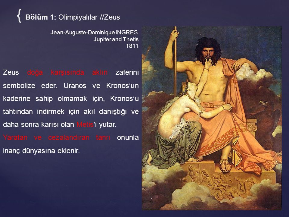 { Bölüm 1: Olimpiyalılar //Zeus