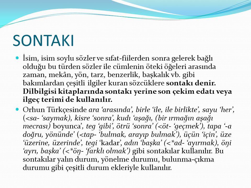 SONTAKI