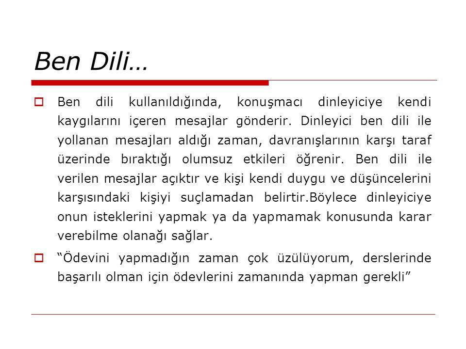 Ben Dili…
