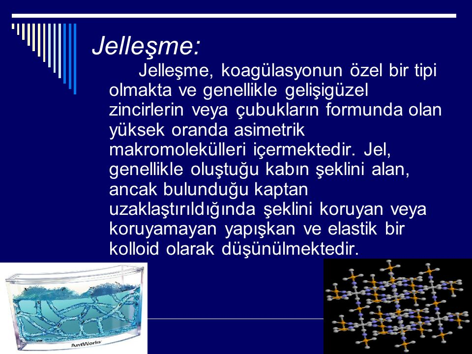 Jelleşme: