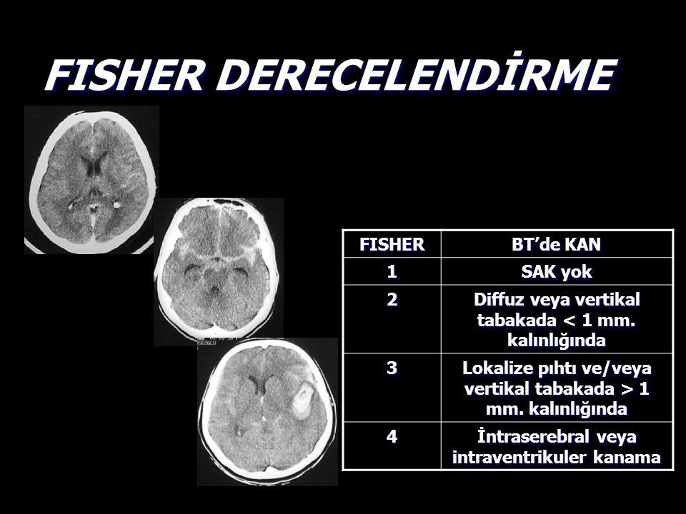 FISHER DERECELENDİRME