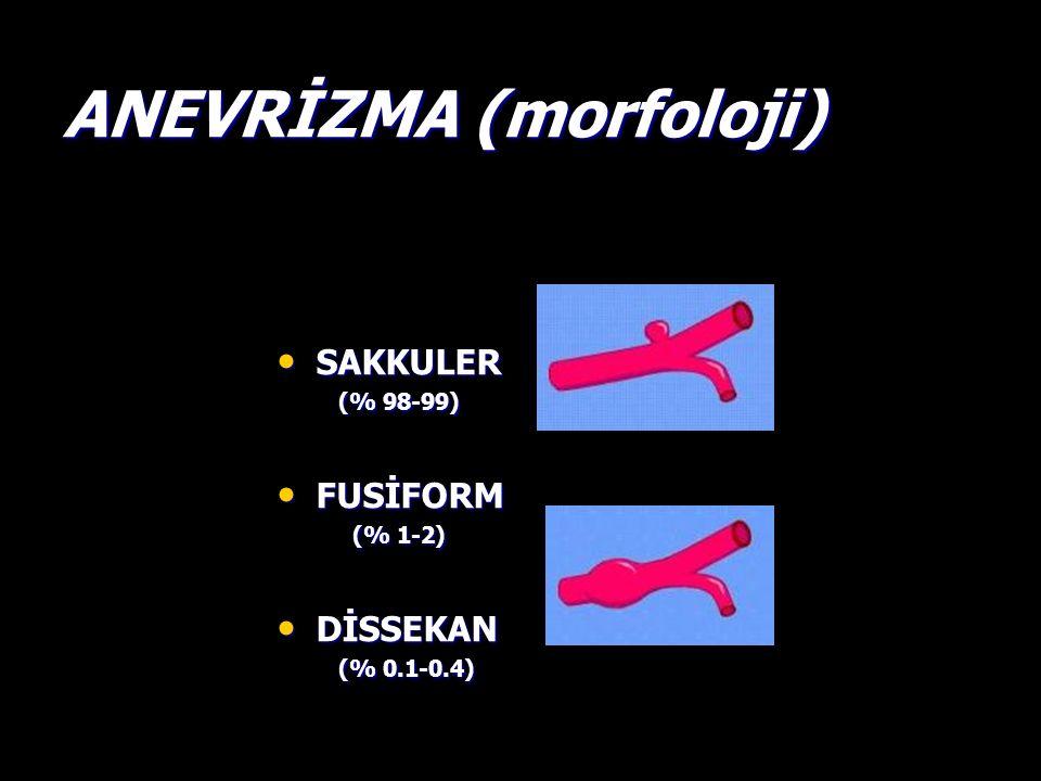 ANEVRİZMA (morfoloji)