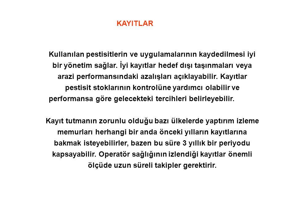 KAYITLAR
