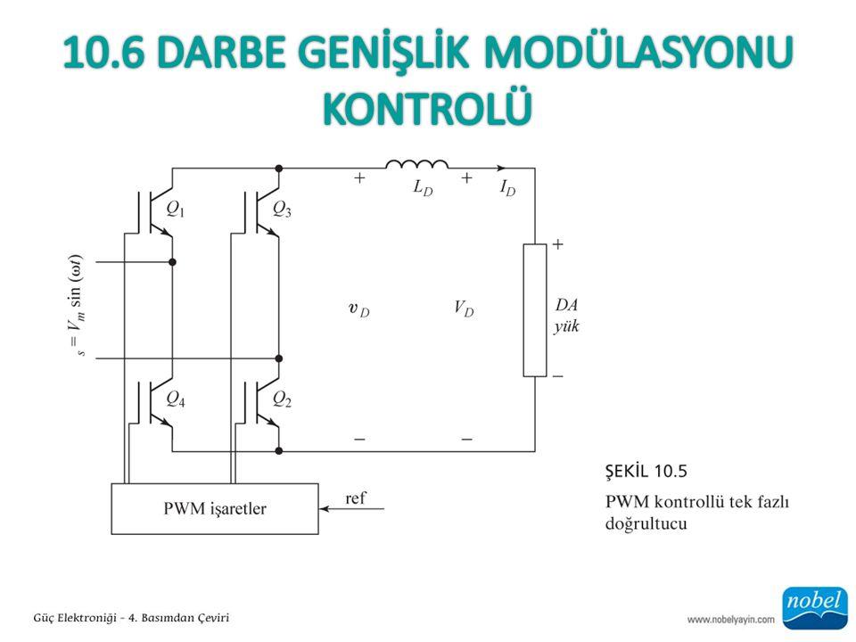 10.6 Darbe GENİŞLİK Modülasyonu Kontrolü