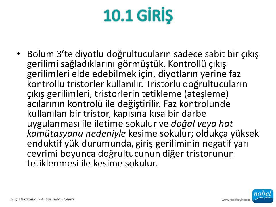 10.1 GİRİŞ