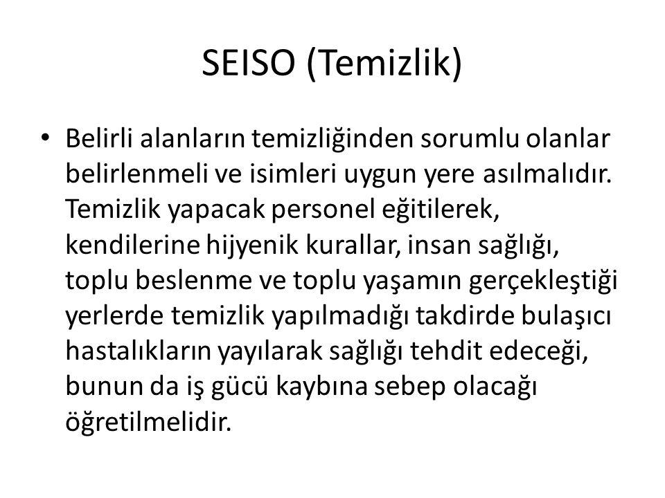 SEISO (Temizlik)