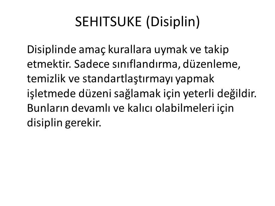 SEHITSUKE (Disiplin)