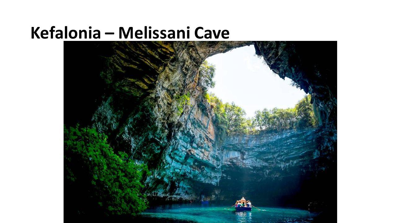 Kefalonia – Melissani Cave