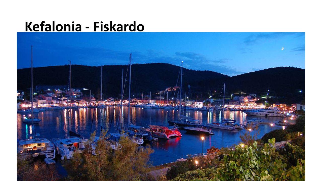 Kefalonia - Fiskardo