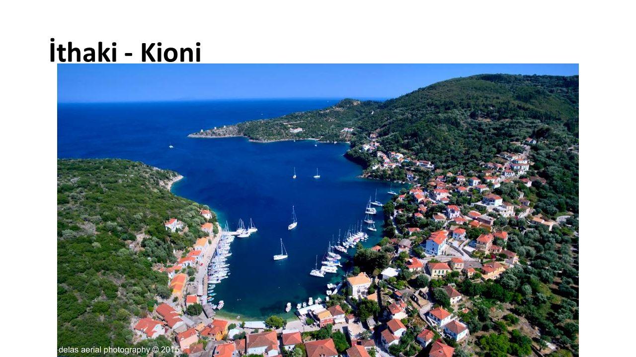 İthaki - Kioni