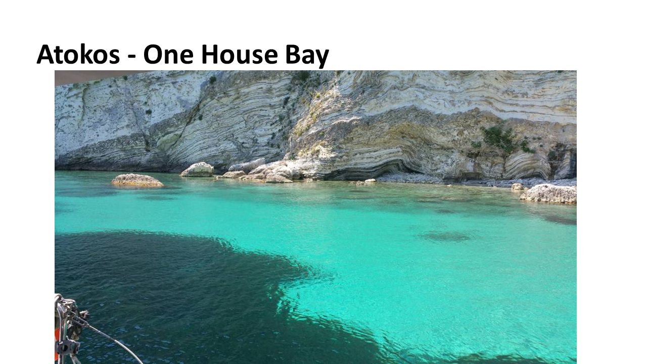 Atokos - One House Bay