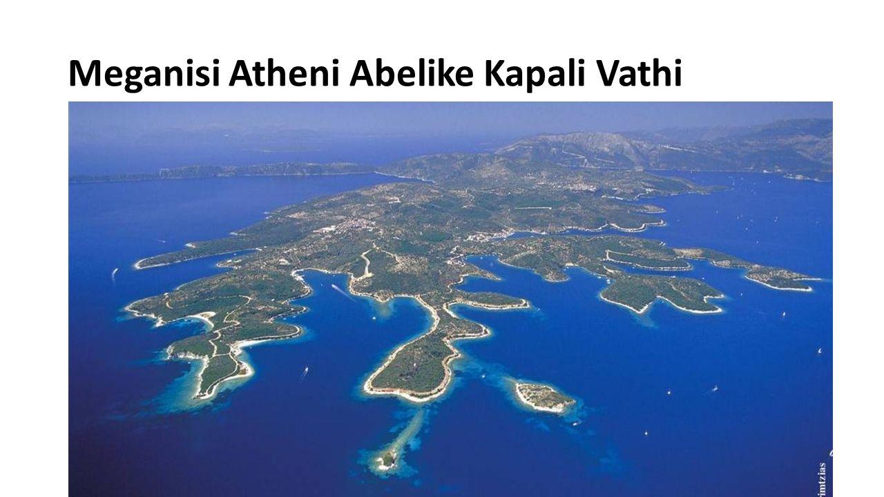 Meganisi Atheni Abelike Kapali Vathi