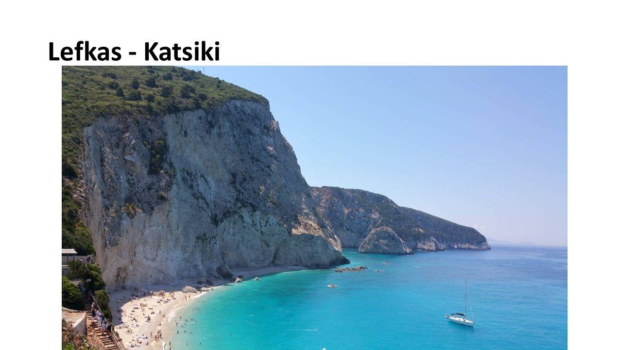 Lefkas - Katsiki