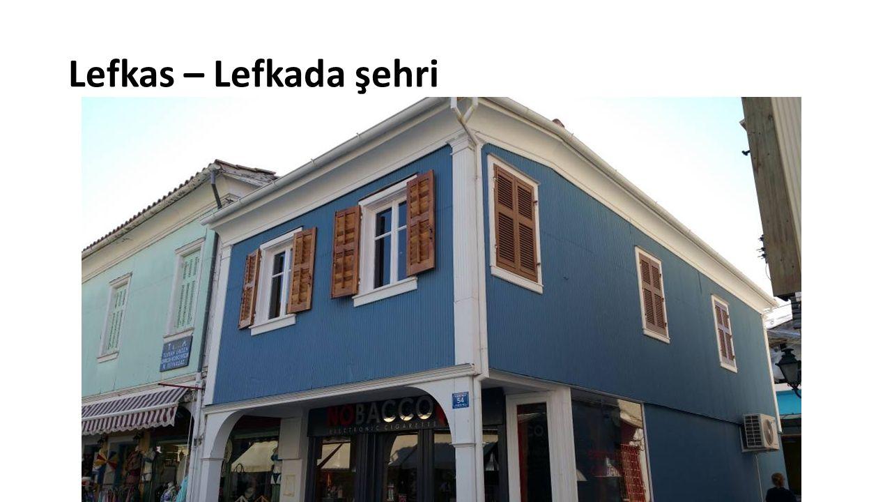 Lefkas – Lefkada şehri