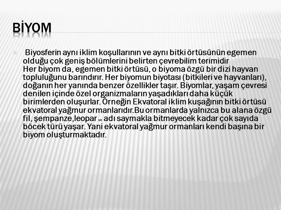 BİYOM