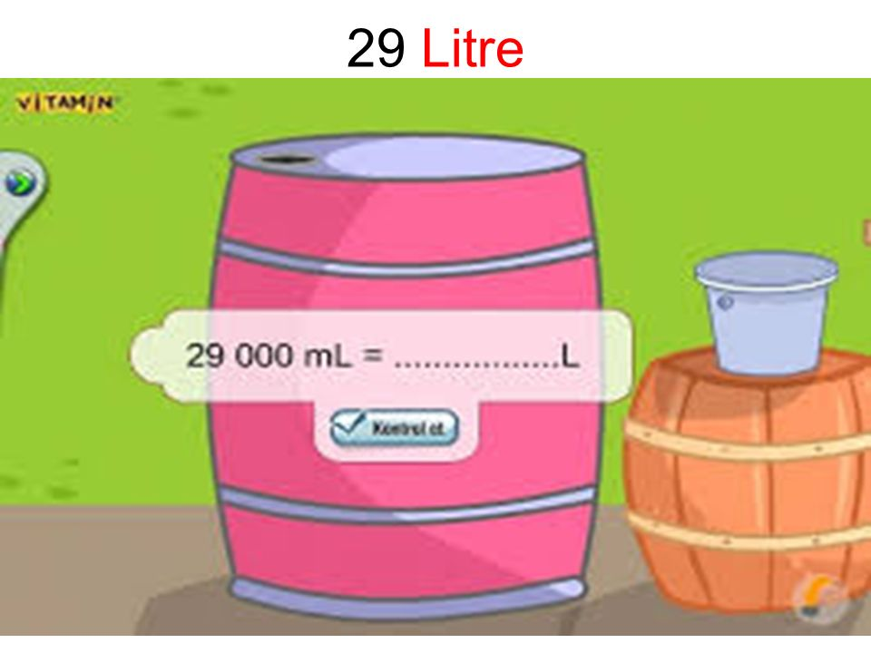 29 Litre