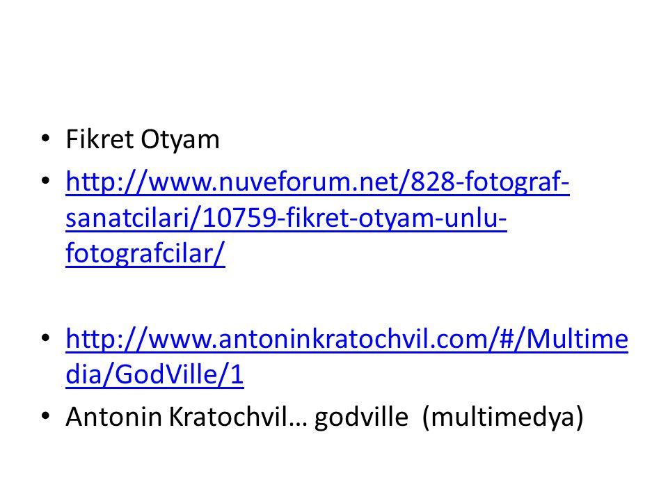 Fikret Otyam http://www.nuveforum.net/828-fotograf-sanatcilari/10759-fikret-otyam-unlu-fotografcilar/