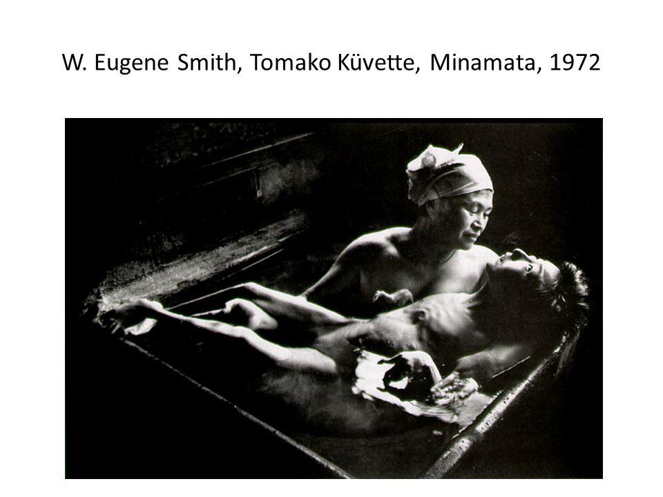 W. Eugene Smith, Tomako Küvette, Minamata, 1972