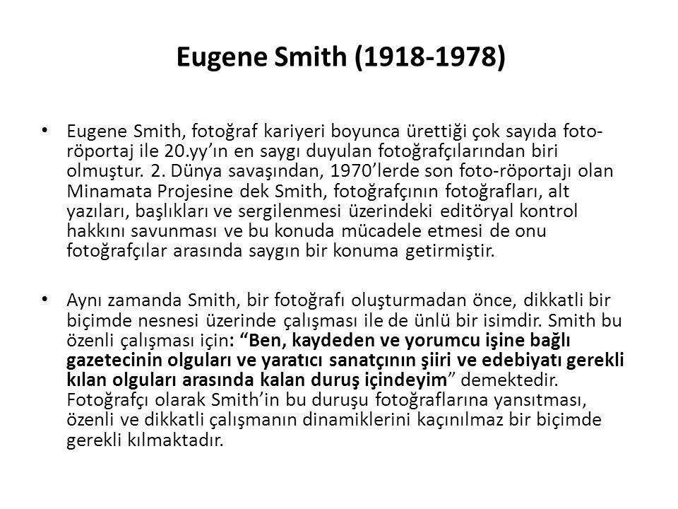 Eugene Smith (1918-1978)